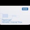 HID  FlexPass  MIFARE/Indala  FPMXI Combo Smart Card