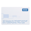 HID  SIO Solution for MIFARE /DESFire  EV1 + LEGIC prime 1024 + Prox Card 292/295