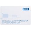 HID  SIO Solution for MIFARE /DESFire  EV1 + LEGIC prime 1024 293/296